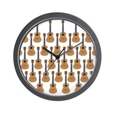 lots of instruments Wall Clock
