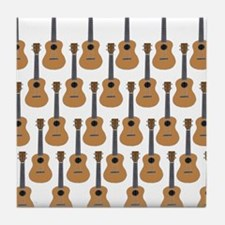 lots of instruments Tile Coaster