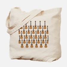 lots of instruments Tote Bag
