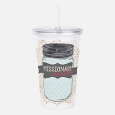 Missionary sister Acrylic Double-wall Tumbler
