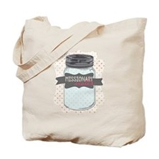 Missionary sister Tote Bag