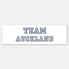 Team Auckland Bumper Bumper Bumper Sticker