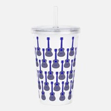 musicial instruments Acrylic Double-wall Tumbler