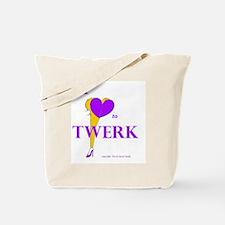 I Heart to Twerk P&G Tote Bag