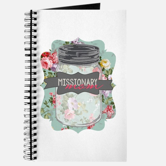 Missionary Mom Journal