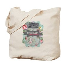 Missionary Mom Tote Bag
