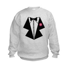 Tuxedo Sweatshirt