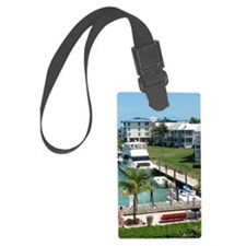 Duck Key Luggage Tag