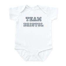 Team Bristol Infant Bodysuit