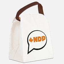 Speak NDP Canvas Lunch Bag