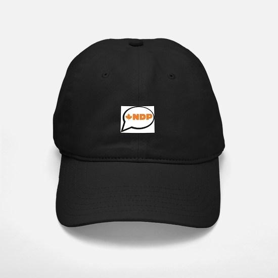 Speak NDP Baseball Hat