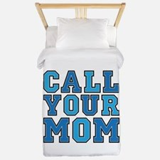 Call Your Mom Pillow Twin Duvet