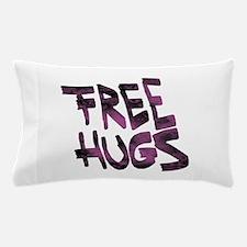 Free Hugs Pillow Case