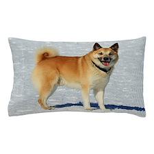 IcelandicSheepdog018 Pillow Case