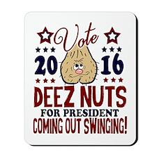 Deez Nuts Mousepad