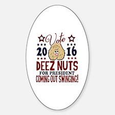 Deez Nuts Decal