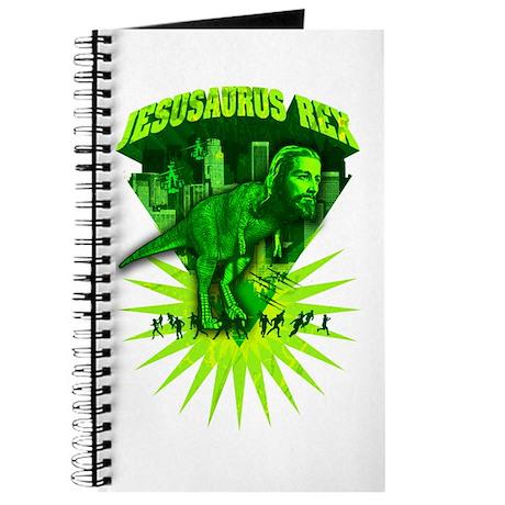 JESUSAURUS REX Journal