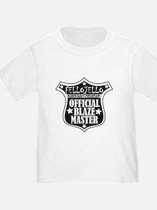 Official Blaze Master T-Shirt