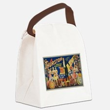 thurston - out of a Canvas Lunch Bag