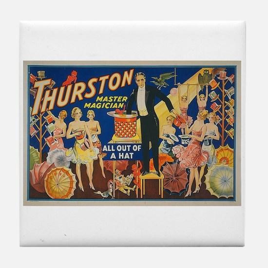 thurston - out of a Tile Coaster