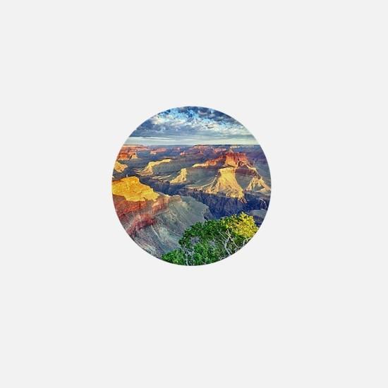 Grand Canyon Mini Button