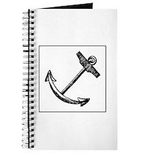 Vintage Sailor Anchor Journal