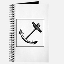 Vintage Sailor Anchor Journal