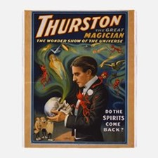 Thurston - Spirits Throw Blanket