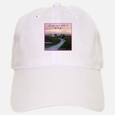 Let It Go Beach Baseball Baseball Cap