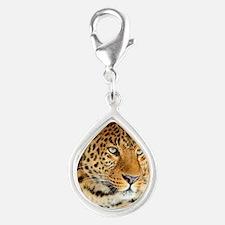 Leopard Portrait Charms
