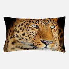 Leopard Portrait Pillow Case