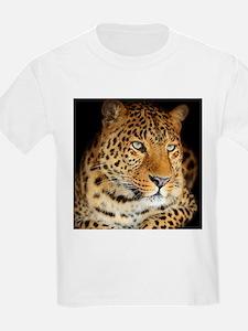 Leopard Portrait T-Shirt