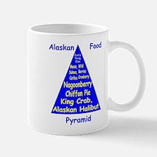 Alaskan Food Pyramid Mug