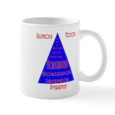 Illinois Food Pyramid Mug