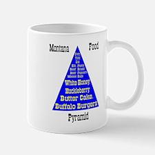 Montana Food Pyramid Mug