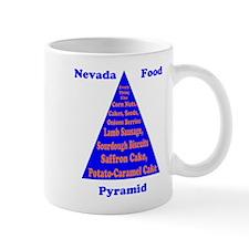 Nevada Food Pyramid Mug
