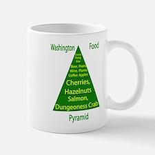 Washington Food Pyramid Mug