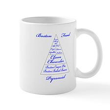 Boston Food Pyramid Mug