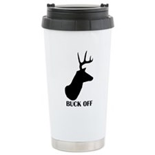 Cute Deer hunting Travel Mug