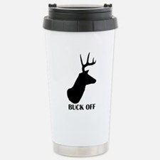 Cute Buck deer Travel Mug