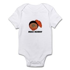 Miso Horny - Me So Horny Infant Bodysuit