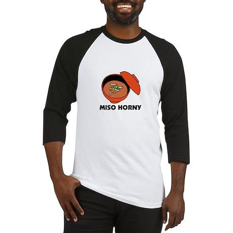 Miso Horny - Me So Horny Baseball Jersey
