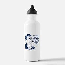 People Humor Water Bottle