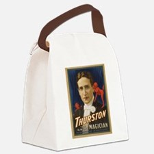 Thurston - The Great Magician Canvas Lunch Bag