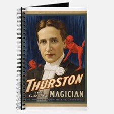 Thurston - The Great Magician Journal