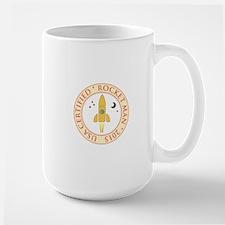 Certified rocket man Mugs