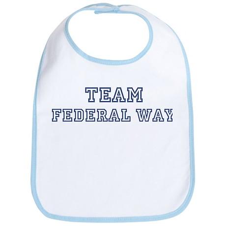 Team Federal Way Bib