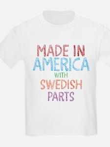 Swedish Parts T-Shirt