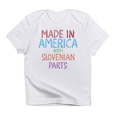 Slovenian Parts Infant T-Shirt