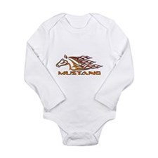 Unique Vehicles Long Sleeve Infant Bodysuit